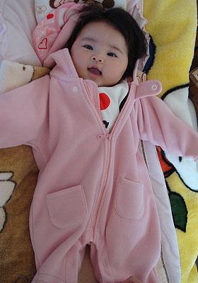ユニクロの赤ちゃん服
