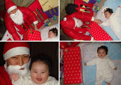 サンタさんと七夕ちゃん