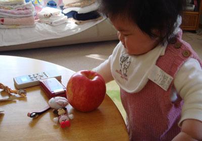りんごと七夕ちゃん