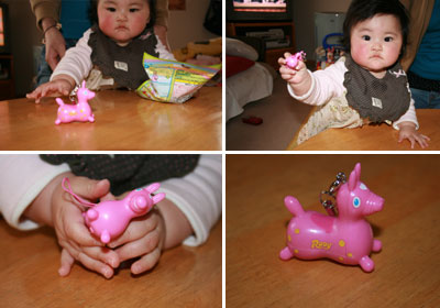 Rodyのおもちゃ